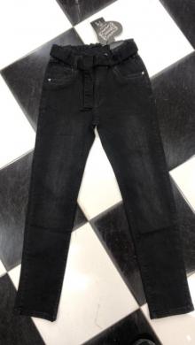 Spodnie Jeansowe Dziewczęce (134-164) TP508