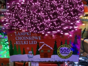 Lampki led Flash ( 500 Led  ) TP228