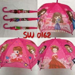 Parasol laska półautomat dla dzieci KM12895