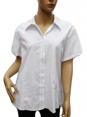 Koszula Damska Bawełniana Kr. Rękaw DW0834