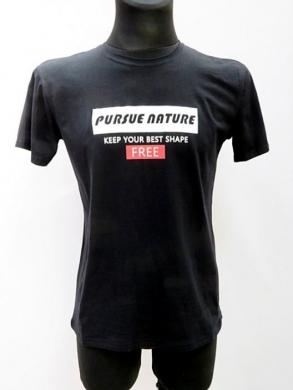 T-shirt męski z krótkim rękawem (M-3XL) KM16680