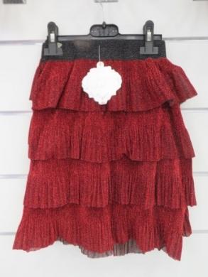 Spódnica świąteczna dziewczęca (4-14) KM12806