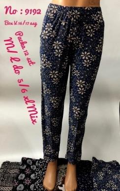 Spodnie alladynki damskie (XL-6XL) NL2877