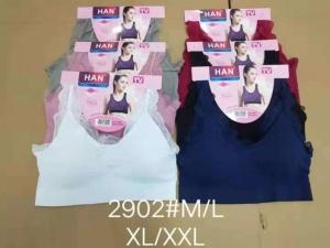 Topy damskie (M-2XL) Różowy KM13679