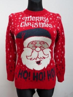 Sweter świąteczne damski (S/M-L/XL) KM11926