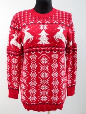 Sweter świąteczne damski (S/M-L/XL) KM11931