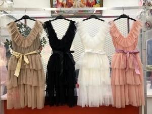 Sukienka Damska - Włoska (standard) NL2276