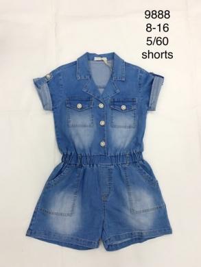 Sukienka dziewczęca krótki rękaw (8-16) TP541