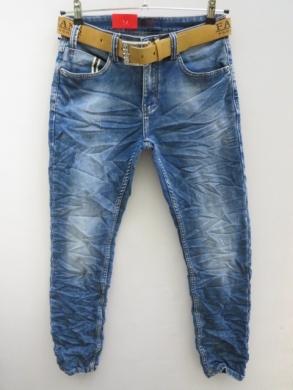 Spodnie jeansowe męskie (30-38) KM15871