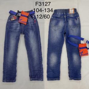 Spodnie jeansowe chłopięce (104-134) TP501