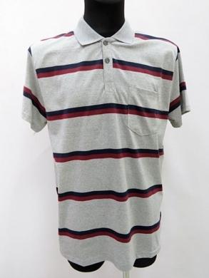 T-shirt męski z krótkim rękawem (2XL-4XL) KM16673