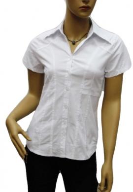 Koszula Damska Bawełniana Kr. Rękaw DW0820