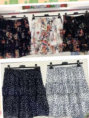 Spódnice damskie materiałowe (standard) NL2260