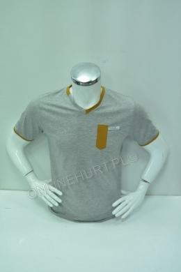 T-shirt Męski 3027 Overnexs M-2XL Prod. Turecki