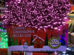 Lampki led Flash ( 200 Led  ) TP241