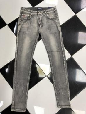 Spodnie jeansowe chłopięce (4-14) TP497