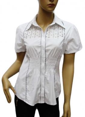 Koszula Damska Bawełniana Kr. Rękaw DW0804