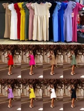 Sukienka Damska - Włoska (standard) NL2089