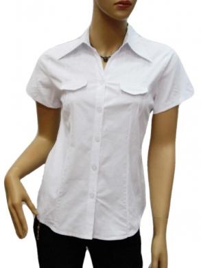Koszula Damska Bawełniana Kr. Rękaw DW0807