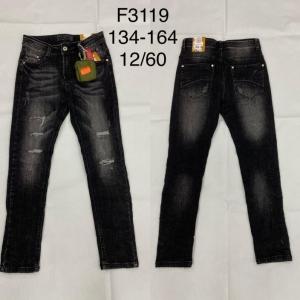 Spodnie jeansowe chłopięce (134-164) TP491