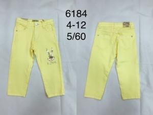 Spodnie materiałowe dziewczęce (8-16) TP526