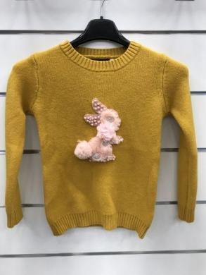 Swetry dziewcięce (4-14) KM12737