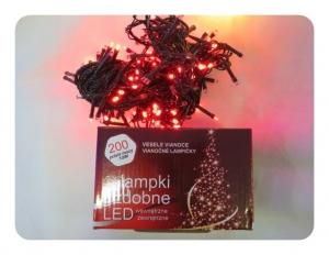 Lampki choinkę 15m.200 LED31112