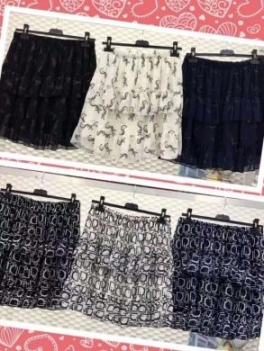 Spódnice damskie materiałowe (standard) NL2270