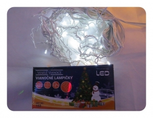 Lampki choinkę 5.5m.100 LED30019