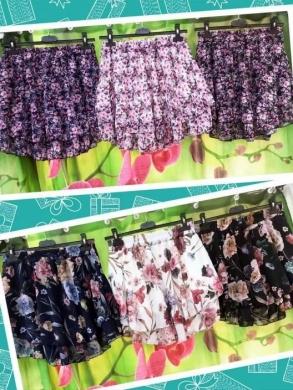 Spódnice damskie materiałowe (standard) NL2271