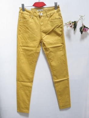 Spodnie Skórzane Damskie (40-48) KM16664